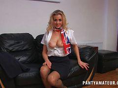 British Panty Am Sb