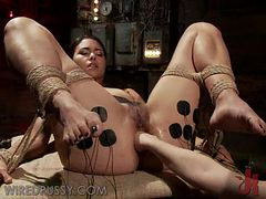 Brutal Fisting And Femdom With Two Hot Lesbian Babes