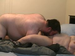 Chubby guy fucks 24 yr old Katarina