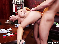 Bill Bailey wants to drill unbelievably sexy Ella Milanos nice muff pie forever