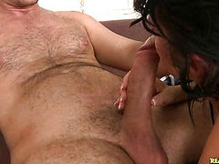 Two Euro babes riding dicks like champions!